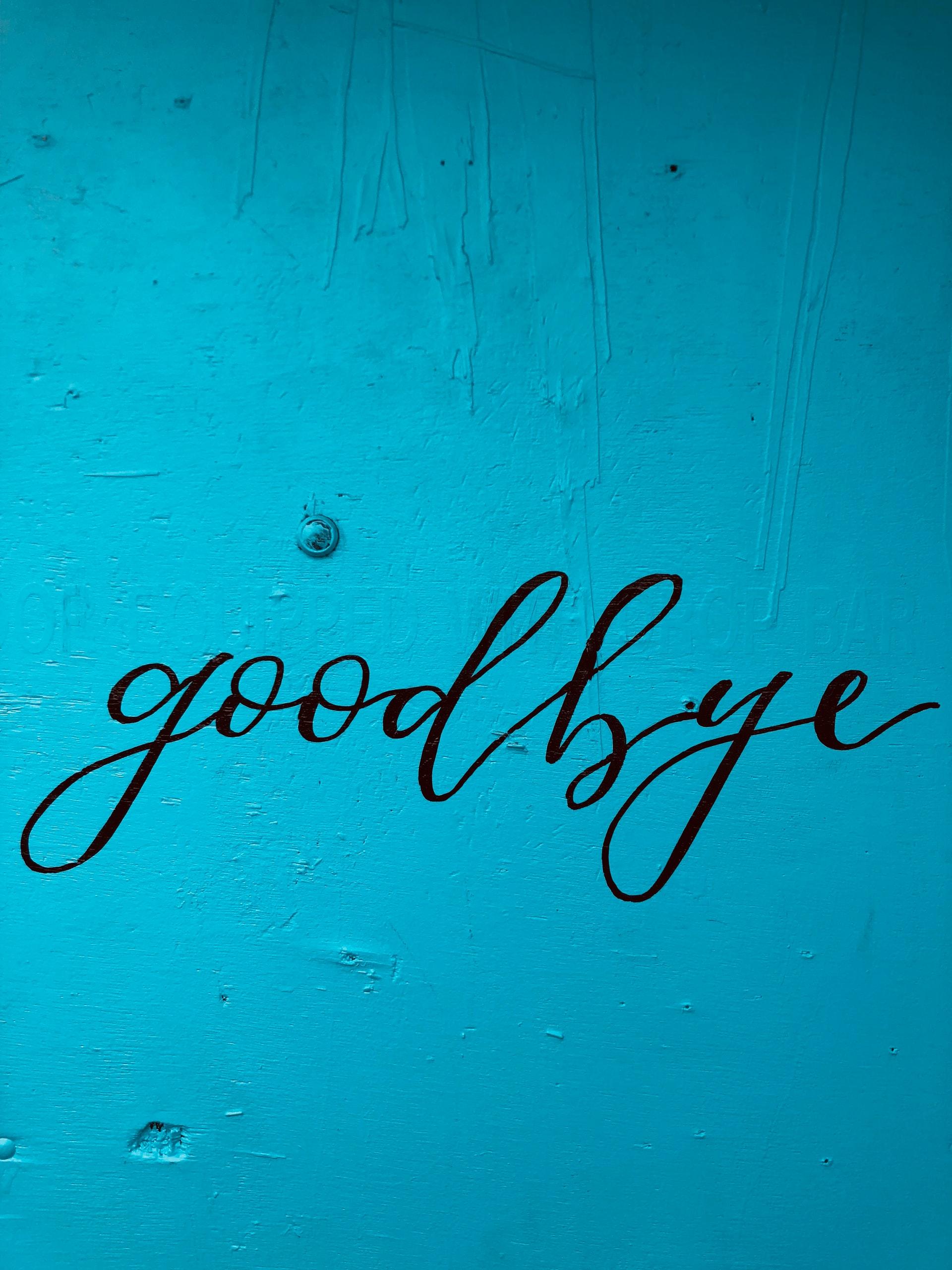 Abschied von P. Bright