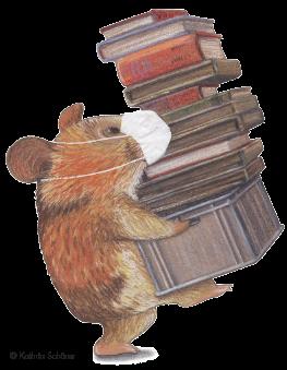 Bücherausleihe auch online möglich