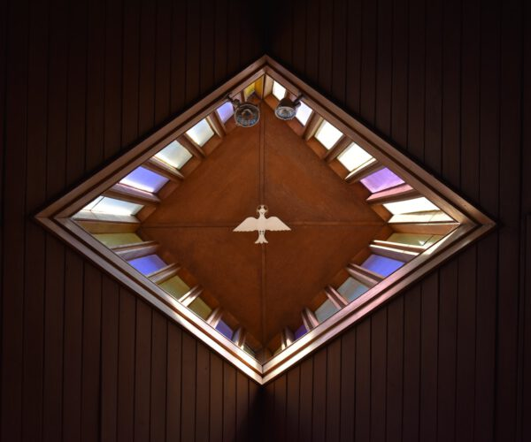 Gottesdienst-Streaming am Pfingstsonntag